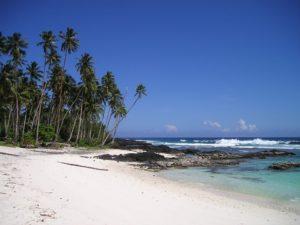 Rejser til Samoa