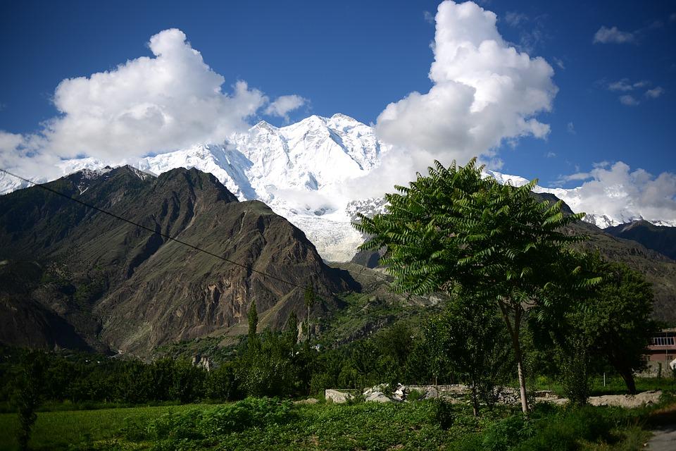 Rejser til Pakistan