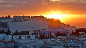 Rejser til Palæstina