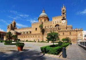Rejser til Palermo