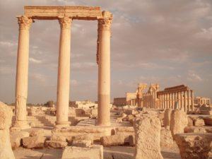 Rejser til Palmyra