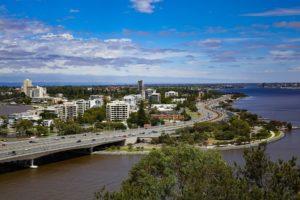 Rejser til Perth