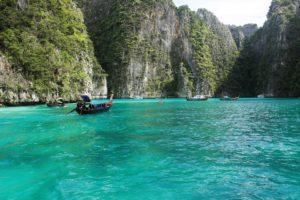 Rejser til Phi Phi Islands