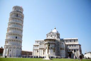 Rejser til Pisa