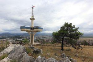 Rejser til Podgorica