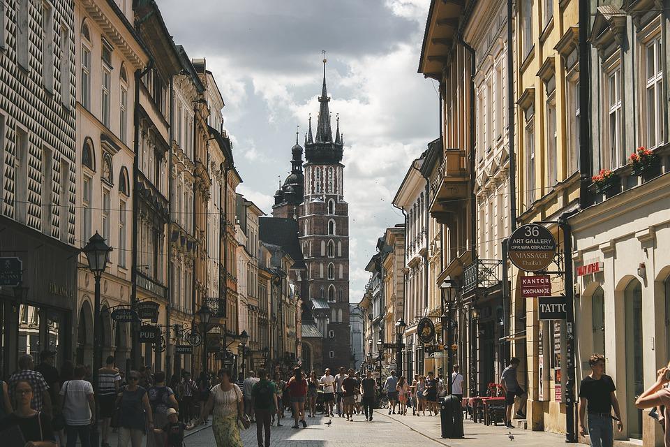 Rejser til Polen