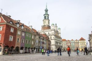 Rejser til Poznan