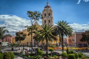Rejser til Puebla