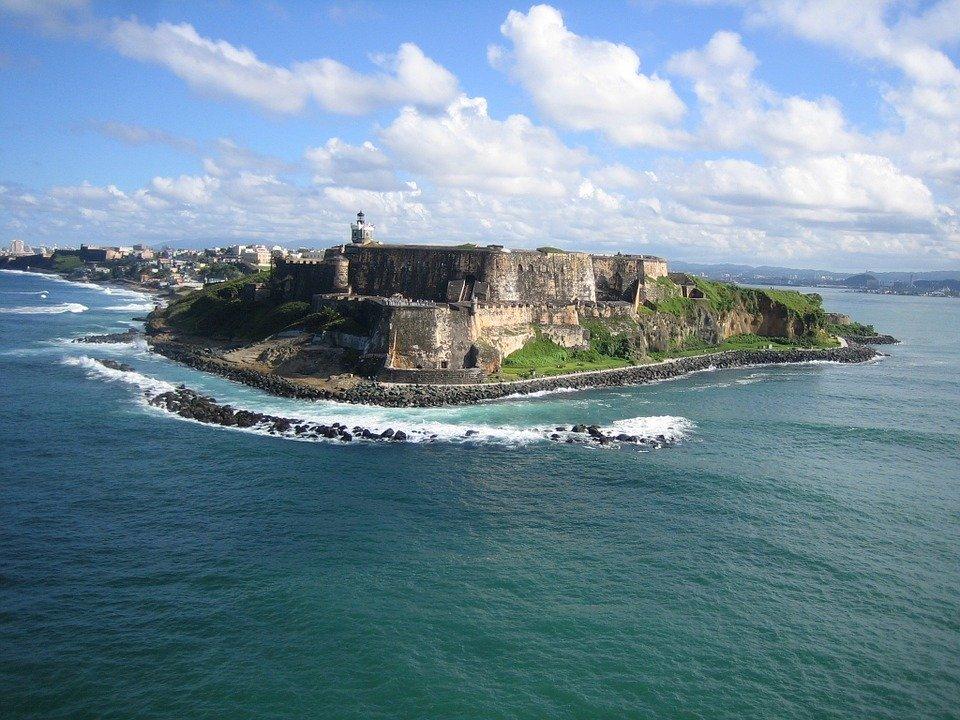 Rejser til Puerto Rico