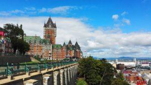 Rejser til Quebec