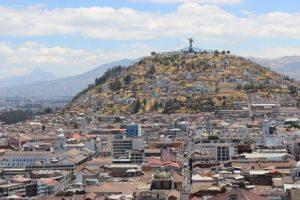 Rejser til Quito