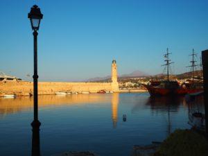 Rejser til Rethymnon