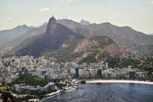 Rejser til Rio de Janeiro
