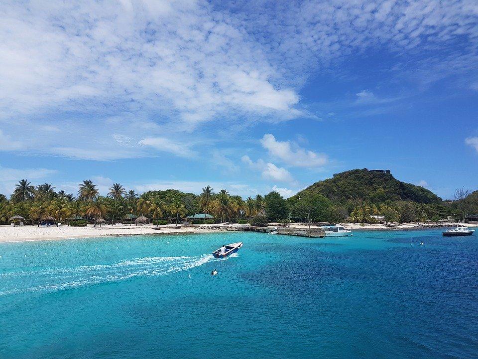 Rejser til Saint Vincent og Grenadinerne