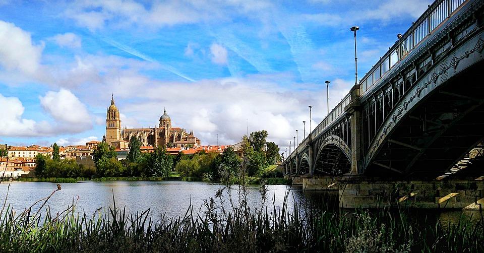 Rejser til Salamanca