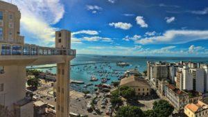 Rejser til Salvador (Bahia)