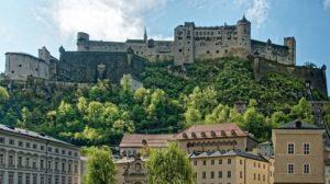Rejser til Salzburg