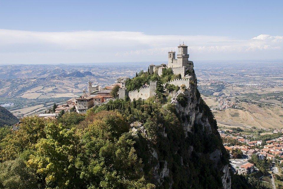Rejser til San Marino