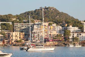 Rejser til Santa Ponsa