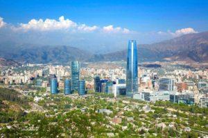 Rejser til Santiago de Chile