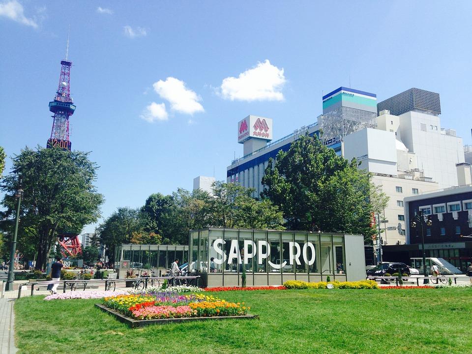 Rejser til Sapporo