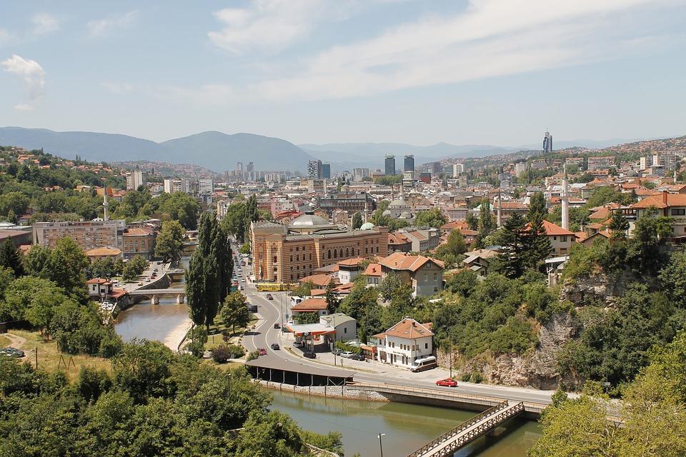 Rejser til Sarajevo