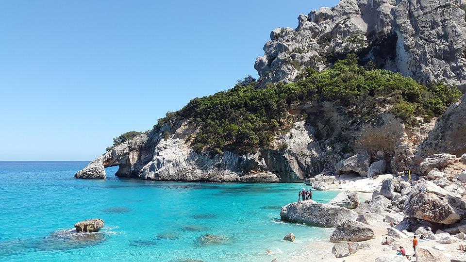 Rejser til Sardinien