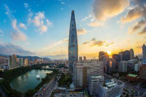 Rejser til Seoul