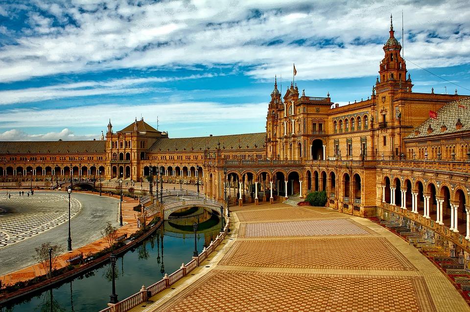 Rejser til Sevilla