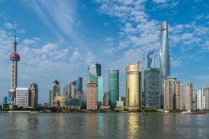 Rejser til Shanghai