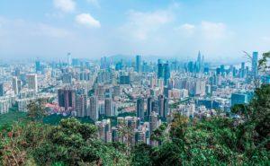 Rejser til Shenzhen