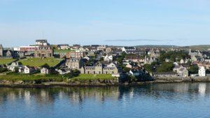 Rejser til Shetlandsøerne