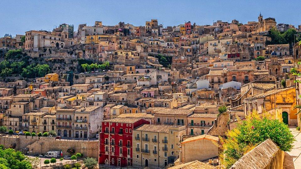 Rejser til Sicilien
