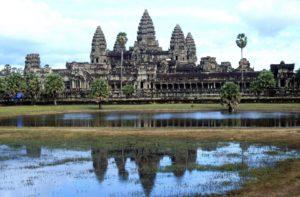 Rejser til Siem Reap