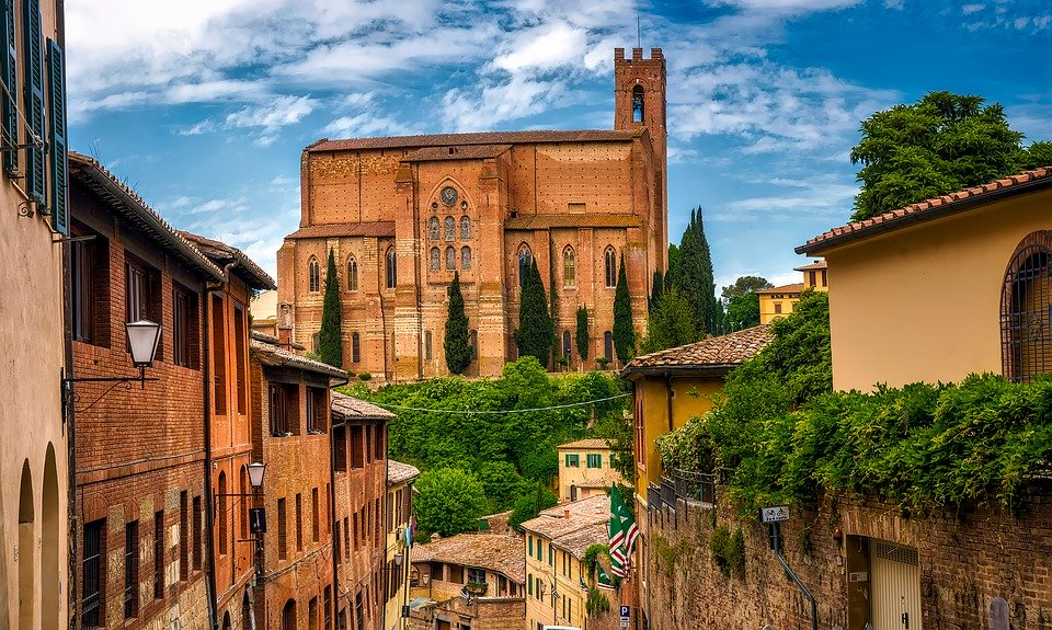 Rejser til Siena