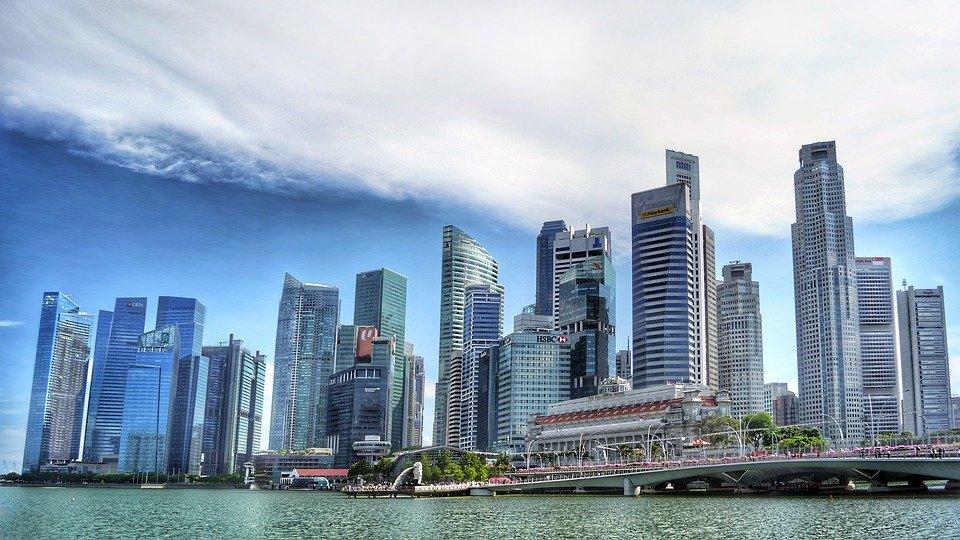 Rejser til Singapore