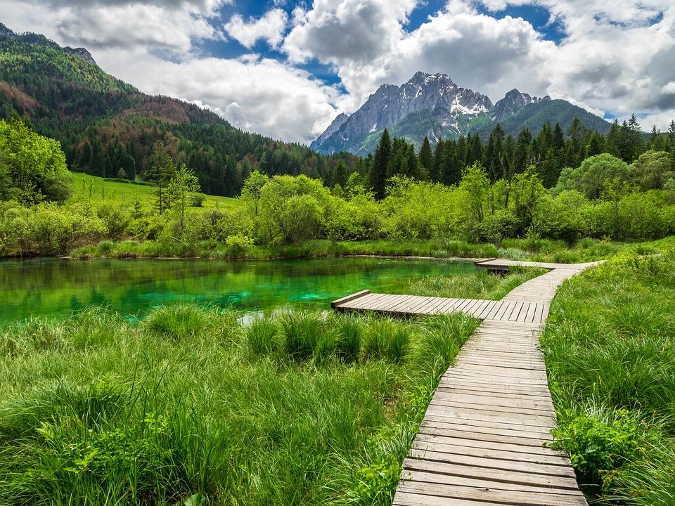 Rejser til Slovenien
