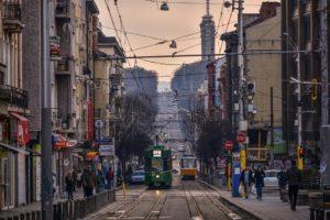 Rejser til Sofia