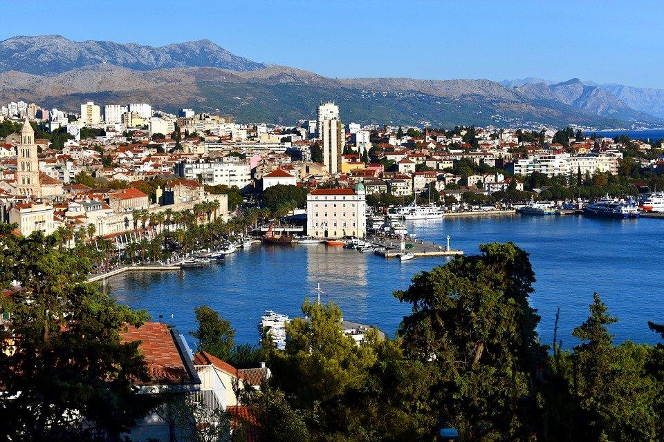 Rejser til Split