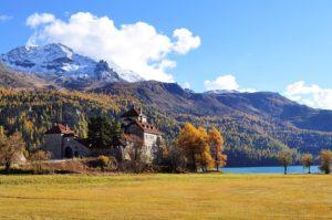 Rejser til St. Moritz
