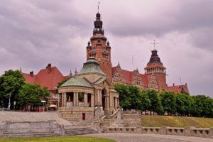 Rejser til Stettin