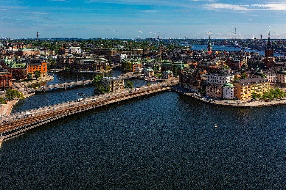 Rejser til Stockholm