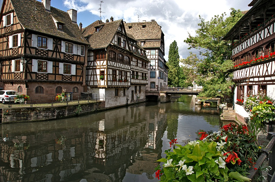 Rejser til Strasbourg