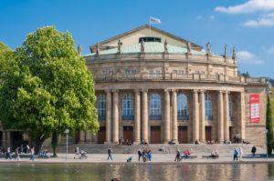 Rejser til Stuttgart