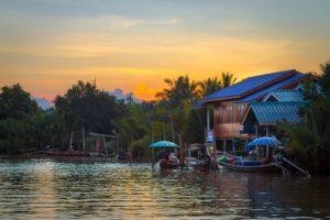 Rejser til Surat Thani