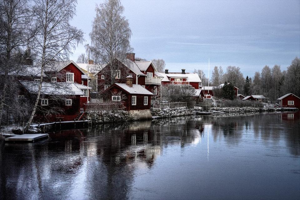 Rejser til Sverige