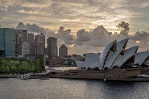 Rejser til Sydney