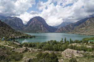 Rejser til Tadsjikistan
