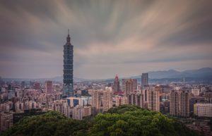 Rejser til Taipei