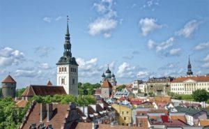Rejser til Tallinn
